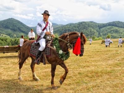 """În Ucraina va avea loc Festivalul Internațional de Artă Populară """"Carpathian Space"""""""